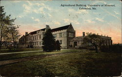 Agricultural Building, University of Missouri