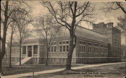 Gymnasium, from the East, Baker University