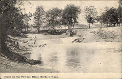 Scene on the Pawnee River