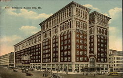 Hotel Baltimore Postcard