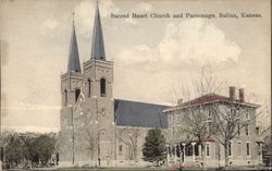 Sacred Heart Church and Parsonage