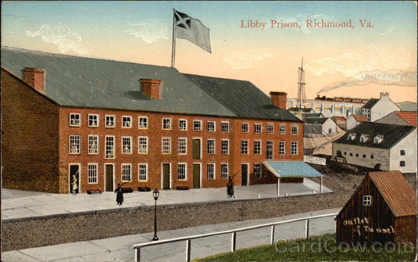 libby prison richmond  va
