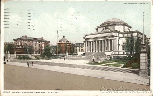Columbia University - Library New York