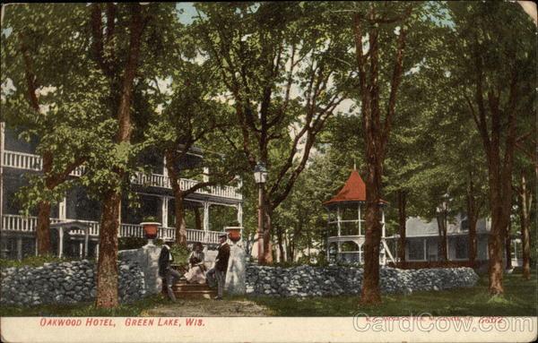 Oakwood Hotel Green Lake Wisconsin