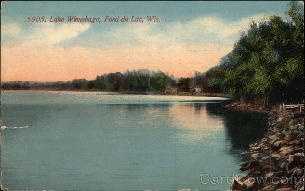 Fond Du Lac Wi >> Lake Winnebago Fond Du Lac, WI
