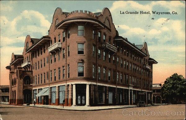 La Grande Hotel Waycross Ga