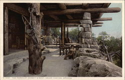 The Porch at Hermit's Rest