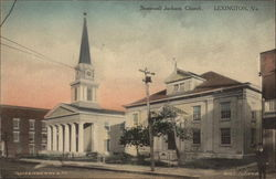 Stonewall Jackson Church