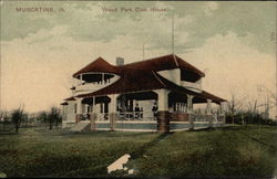 Weed Park Club House