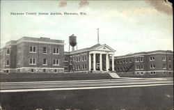 Shawano County Insane Asylum