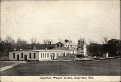 Edgerton Wagon Works