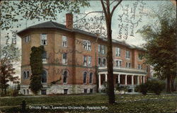 Ornsby Hall, Lawrence University