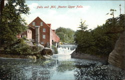 Falls and Mill