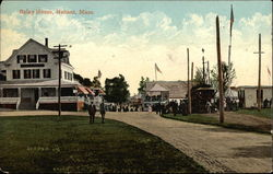Relay House Postcard