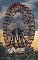 Giant Wheel - Earl's Court