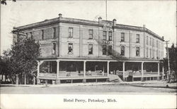 View of Hotel Perry