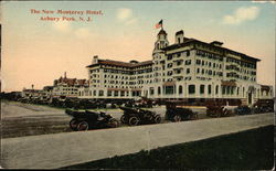 The New Monterey Hotel