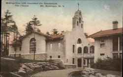 Metropolitan Life Insurance Co. Sanatorium - The Chapel