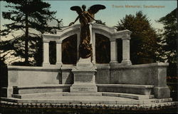 Titanic Memorial Postcard