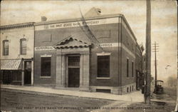 The First State Bank of Petoskey