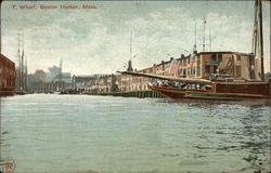 T. Wharf