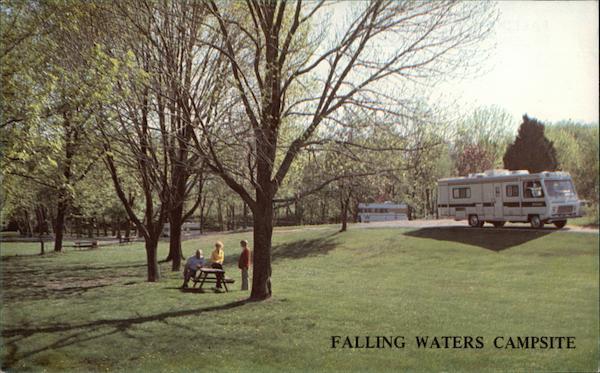 Falling Waters Campsite
