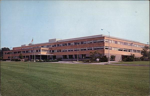 Medical Research Laboratories, Chas. Pfizer & Co., Inc Groton Connecticut