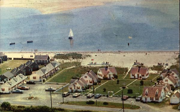 Pilgrim Colony Motel and Cottages Provincetown Massachusetts