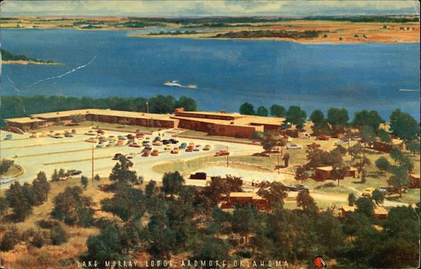 Lake Murray Oklahoma Restaurants