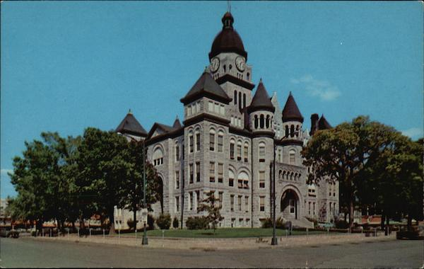 Jasper County Court House Carthage Missouri