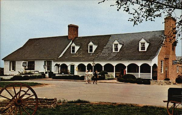 Evans Farm Inn McLean Virginia