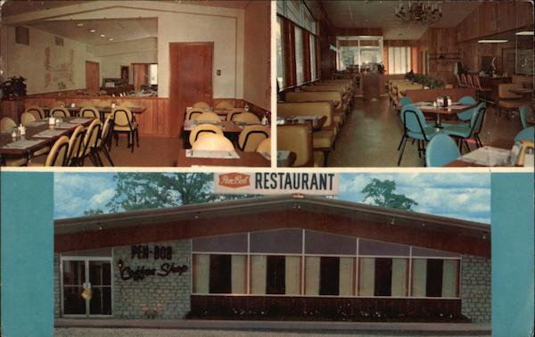 Pen-Bob Restaurant Wytheville Virginia