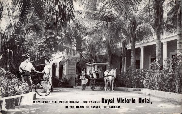 Irresistible Old World Charm The Famous Royal Victoria