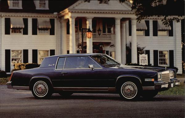 Cadillac for 1985 Cars