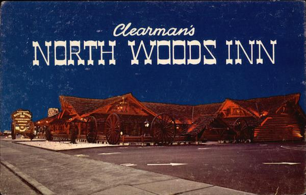 Clearman's North Woods Inn Monrovia California