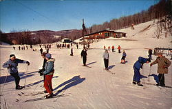 Robert P. Brundage Lodge - Dartmouth Skiway