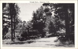 The Potash Bowl in Swanzey, New Hampshire