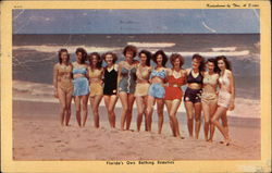 Florida's Own Bathing Beauties