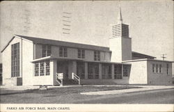 Parks Air Force Base, Main Chapel