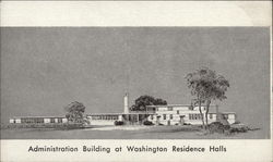 Administration Building at Washington Residence Halls