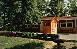Santa's Kiddie Railroad, Santa Claus Land