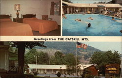 Tait's Colonial Motel
