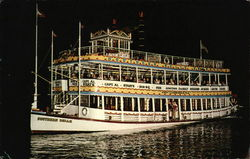 Southern Belle Showboat