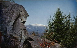 Washington Boulder on Thorn Mountain