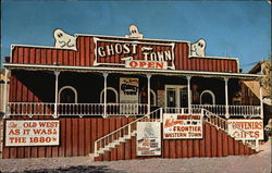 Frontier Ghost Town