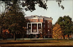 Wesley College - Old Main