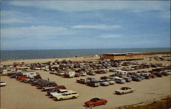 Car Park at Beach