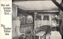 Bar and Lounge, Pedlar Club; The Yankee Pedlar Inn
