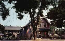The Country Store at Centerville Postcard