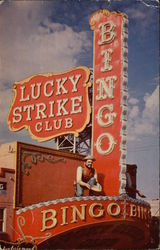The Lucky Strike Club